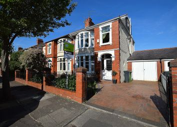 Thumbnail 4 bedroom semi-detached house for sale in St. Augustine Road, Heath, Cardiff.