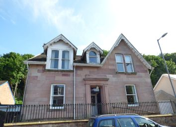 Thumbnail 4 bed flat for sale in Main Street, Inverkip