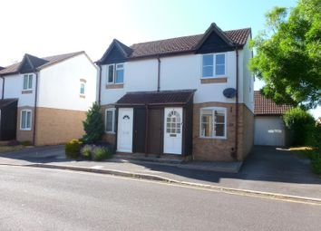 Thumbnail 2 bed semi-detached house to rent in Bourton Gardens, Castledean, Bournemouth