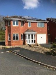 Thumbnail 4 bedroom detached house to rent in Hookacre Grove, Priorslee, Telford