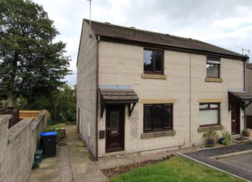 Thumbnail 2 bed semi-detached house for sale in Monksdale Close, Tideswell