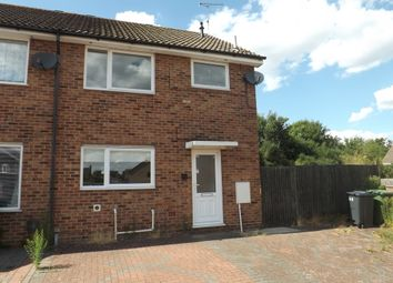 Thumbnail 3 bed property to rent in Hawthorn Walk, Thetford