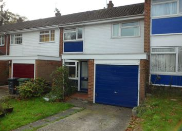 Thumbnail 3 bed terraced house to rent in Allen Close, Basingstoke