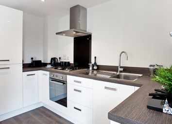 "Thumbnail 2 bed flat for sale in ""The Purnell"" at Hallatrow Road, Paulton, Bristol"