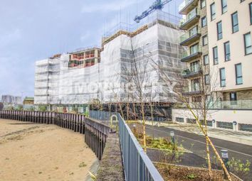Thumbnail 1 bed flat for sale in Leven Wharf, Canary Wharf, London