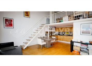 Thumbnail 1 bed flat to rent in Peterborough Road, Fulham