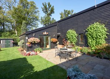 Thumbnail 3 bed barn conversion for sale in Hall Lane, Roydon, Diss