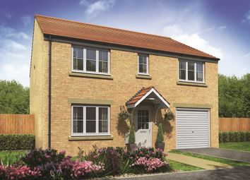 "Thumbnail 5 bed detached house for sale in ""The Tiverton"" at Norwich Common, Wymondham"