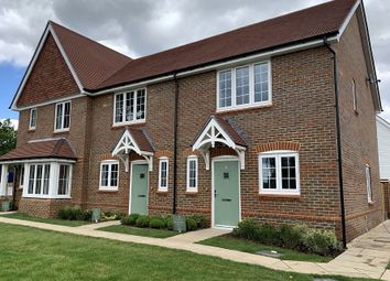 Thumbnail 2 bed terraced house for sale in Church Road Rudgwick, Rudgwick, Horsham, West Sussex