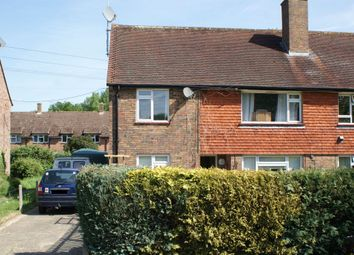 Thumbnail 2 bed maisonette for sale in Spiceall, Compton