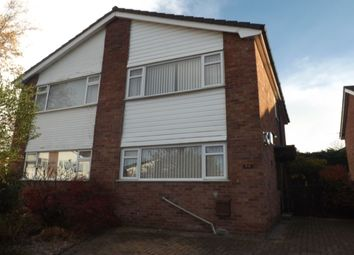Thumbnail 2 bed semi-detached house to rent in Carlisle Close, Winsford