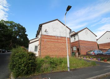 Thumbnail 1 bed end terrace house to rent in Canterbury Drive, Plymouth
