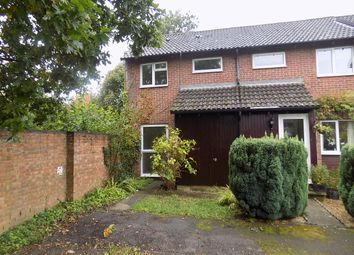 Thumbnail 2 bed end terrace house to rent in Bankview, Lymington