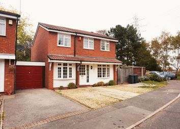 Thumbnail 4 bedroom detached house for sale in Sparrey Drive, Bournville, Birmingham