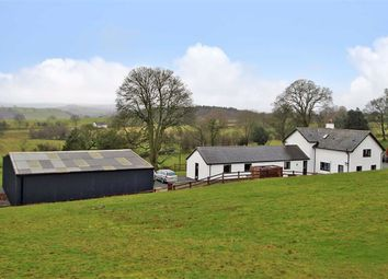 Thumbnail 4 bed detached house for sale in Llanfihangel, Llanfyllin