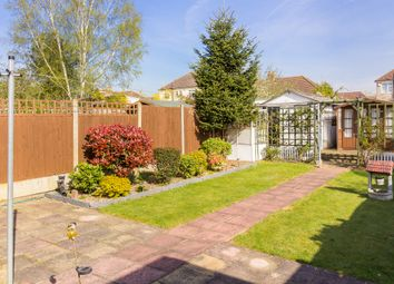 Thumbnail 2 bed bungalow for sale in Newbury Gardens, Upminster, Essex.