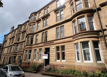 Thumbnail 3 bed flat for sale in Barrington Drive, Woodlands, Glasgow