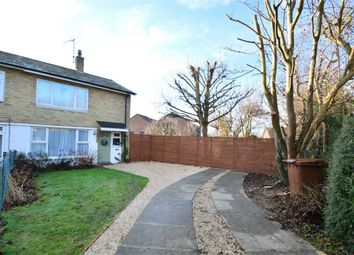 Thumbnail 2 bed semi-detached house for sale in Broom Close, Hatfield, Hertfordshire