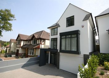 Thumbnail 4 bedroom detached house for sale in Compton Drive, Canford Cliffs, Poole