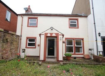 Thumbnail 2 bed terraced house for sale in High Street, Wigton