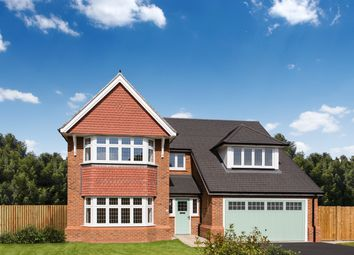 Thumbnail 5 bedroom detached house for sale in The Orchards, Pulley Lane, Droitwich, Worcestershire