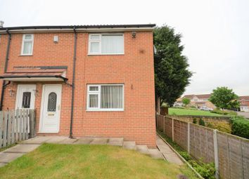 Thumbnail 2 bed semi-detached house for sale in 39 Tyas Grove, Leeds