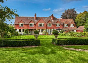 Thumbnail 5 bed detached house for sale in Mill Lane, Frensham, Farnham, Surrey