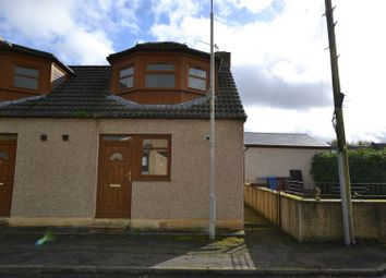 Thumbnail 2 bed semi-detached house for sale in Kirk Street, Stonehouse, Larkhall