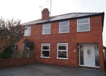 Thumbnail 4 bed semi-detached house for sale in Kingscroft Road, Hucclecote, Gloucester