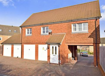 Thumbnail 2 bedroom mews house for sale in Manisty Court, Kemsley, Sittingbourne, Kent
