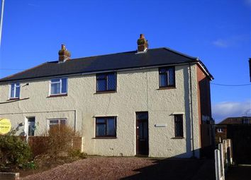 Thumbnail 2 bedroom semi-detached house for sale in Newport Road, Caldicot