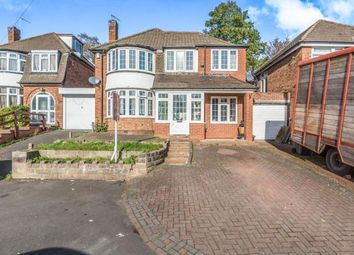 Thumbnail 4 bed link-detached house for sale in Pickwick Grove, Moseley, Birmingham, West Midlands