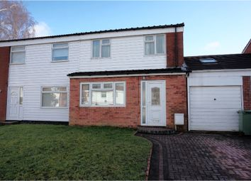 Thumbnail 3 bed semi-detached house for sale in Mevagissey Road, Runcorn