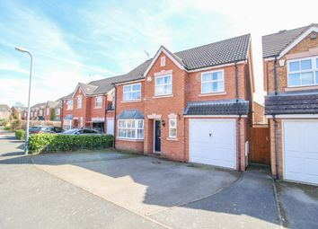 Thumbnail 5 bed detached house for sale in Millennium Way, Wolston, Coventry