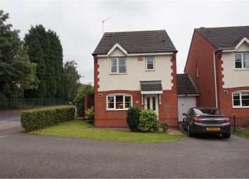 Thumbnail 3 bed detached house for sale in Highland Drive, Lightwood, Stoke On Trent