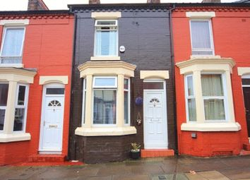 Thumbnail 3 bed terraced house for sale in Monkswell Street, Dingle, Liverpool