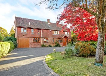 Thumbnail 5 bed detached house for sale in Monteith Close, Langton Green, Tunbridge Wells, Kent