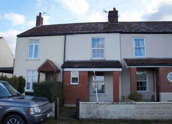 Thumbnail 2 bed terraced house for sale in Welgate, Mattishall, Dereham