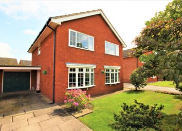 Thumbnail 4 bed detached house for sale in Howbeck Cresent, Wybunbury