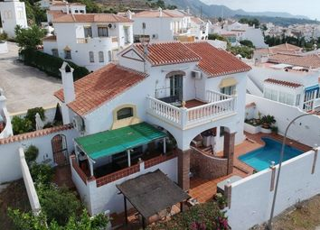 Thumbnail 3 bed detached house for sale in Spain, Málaga, Nerja, Maro