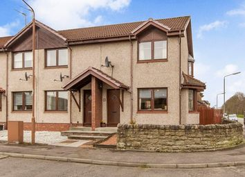 Thumbnail 2 bed end terrace house for sale in 5 Taylor Court, Grangemouth