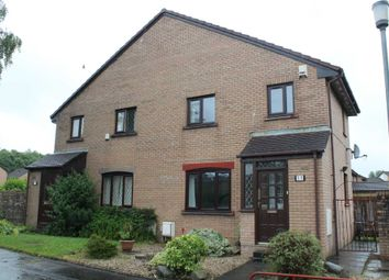 Thumbnail 2 bed detached house to rent in Millhouse Drive, Glasgow