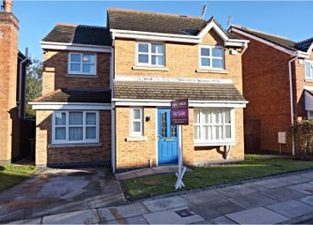 Thumbnail 4 bed detached house for sale in Chestnut Walk, Melling