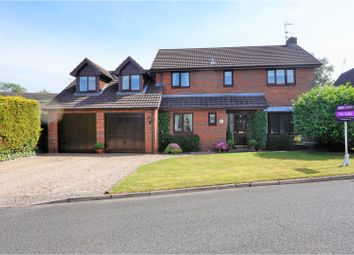 Thumbnail 5 bed detached house for sale in Ivy Court, Acton Trussell