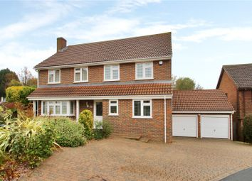 4 bed detached house for sale in The Old Yews, New Barn, Longfield, Kent DA3