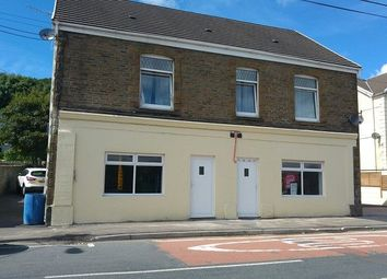 Thumbnail 3 bed flat to rent in Swansea Road, Trebanos, Pontardawe.