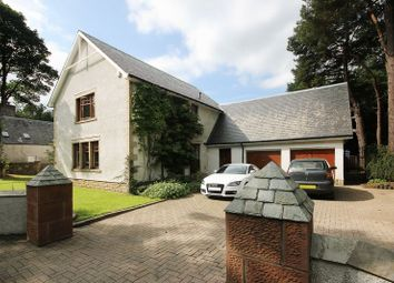 Thumbnail 5 bed detached house for sale in Newpark Road, Bellsquarry, Livingston