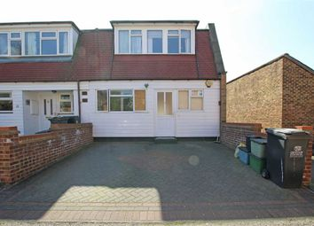 Thumbnail 4 bed property to rent in Turkey Oak Close, London