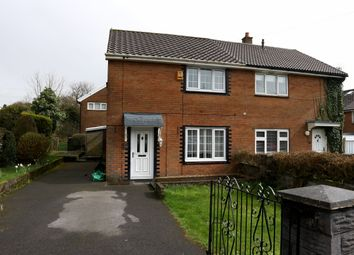 Thumbnail 2 bed semi-detached house for sale in Hawthorn Ave, Merthyr Tydfil