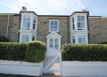 Thumbnail 4 bed terraced house to rent in Penwerris Terrace, Falmouth